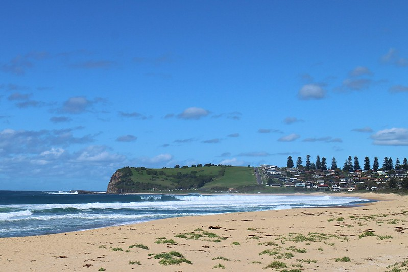 Beaches in Wollongong