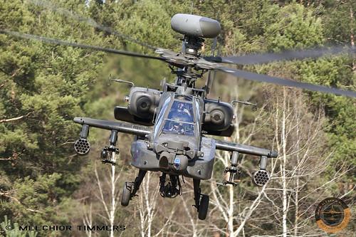 AH-64D 04-05467 B/1-3rd AVN