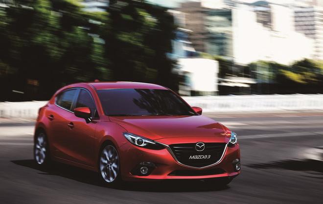 All- new Mazda3再獲車訊風雲獎「最佳進口中型車」肯定,創下日系車廠首次蟬聯紀錄