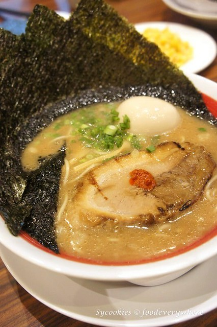 5.Bariuma Ramen @ Jaya Shopping Centre