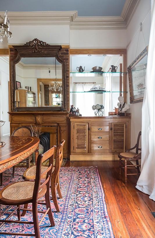 shotgun house interior. 1302 Eighth Street  Preservation Resource Center 2016 Shotgun House Tour Photo Gallery Homes