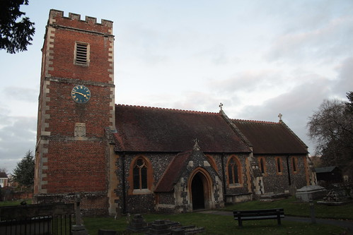St Mary Purley Berkshire