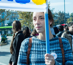 CL Society 507: Student protest