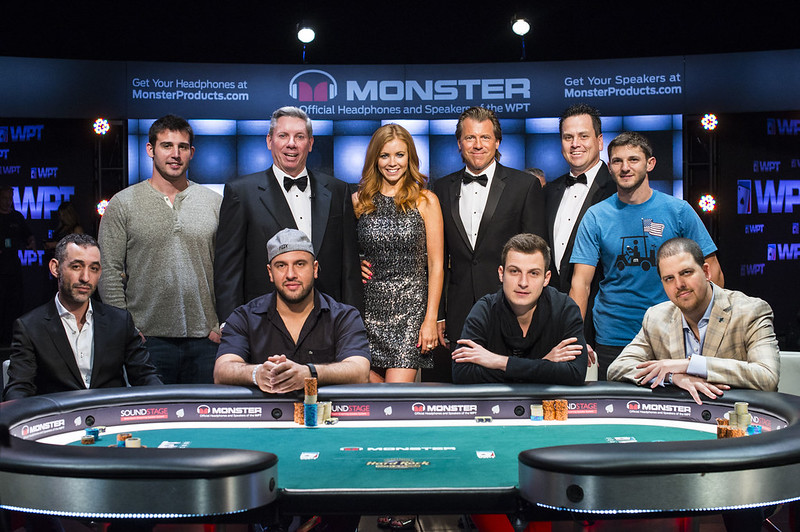 WPT Final Table Players