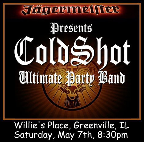 ColdShot 5-7-16