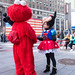 Minnie and Elmo Have a Talk