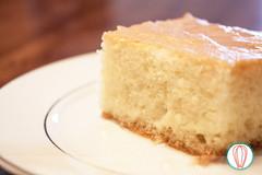 Borracho - Rum Soaked Cake