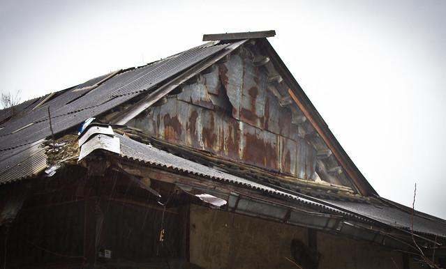 Early modern former temple(?), Ganggyeong-eup, South Korea