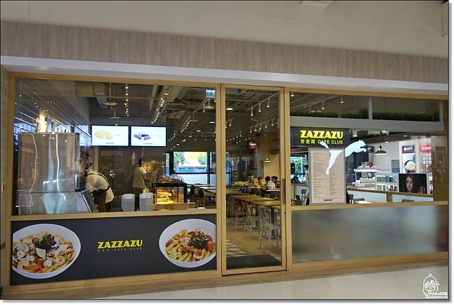 23377886834 3f651dffa5 z - 『熱血採訪』 查查路.Zazzazu-文心家樂福內平價輕食義大利料理餐廳,份量大兼具美味誠意十足,創意活潑的設計風格很受歡迎。