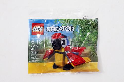 LEGO Creator Parrot (30472) Polybag