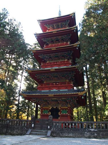 five_tiered_pagoda_near_toshogu_shrine
