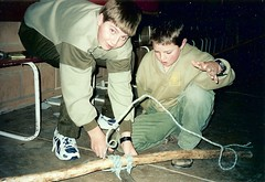 'Pioneering' Gawler Thursday Scouts 7/2000