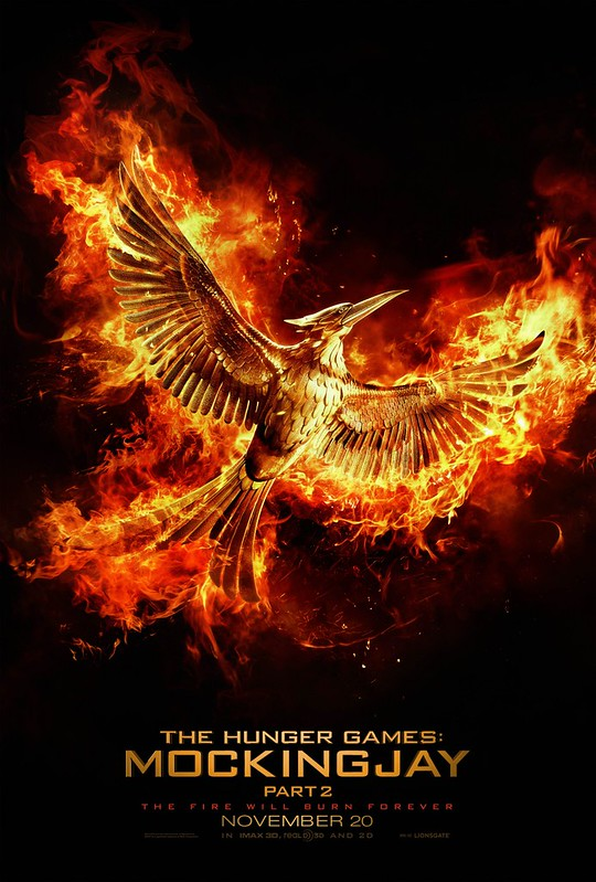 The Hunger Games - Mockingjay - Part II - Poster 1