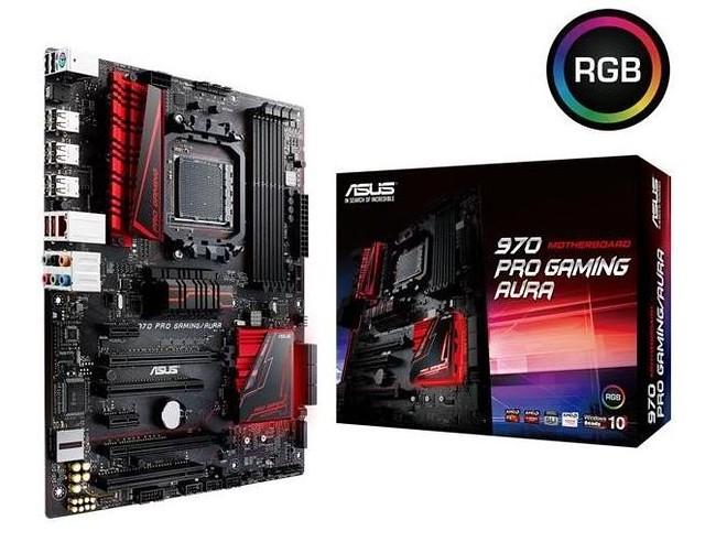 Asus 970 PRO Gaming/Aura (AM3+, sb950!)
