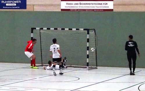 Futsal: Holzpfosten Schwerte 6:5 MCH FC Sennestadt