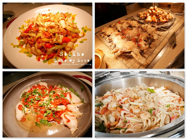 台北車站飯店午餐晚餐下午茶吃到飽凱薩飯店 (39)