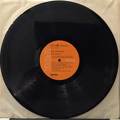 WILSON PICKETT:MIZ LENA'S BOY(RECORD SIDE-A)