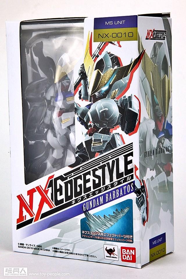NXEDGE STYLE 《機動戰士鋼彈 鐵血的孤兒》三連發!獵魔鋼彈、燕式格雷茲、搜魔鋼彈 開箱報告