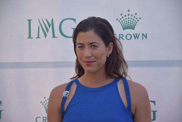 Garbine Muguruza (Spain)