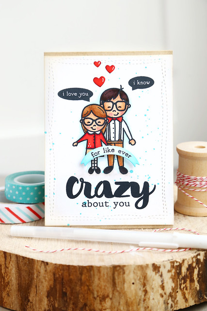 crazy for you {avery elle}