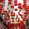 Lanterns. Kung hei fat choi #hongkong