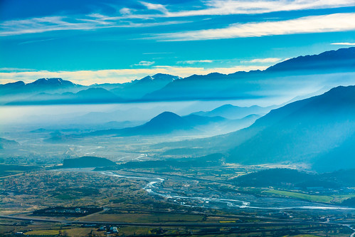 greece meteora ststephen monastery landscape view sky blueskies layers yannisk nikond7100 nikon1685mmf3556gvr nikon 1685mm f3556g vr