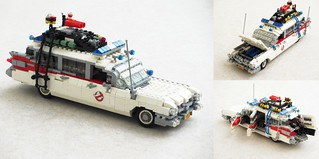 Ecto-1 revamped