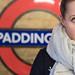 Portrait of Eralda @ Paddington Station // London