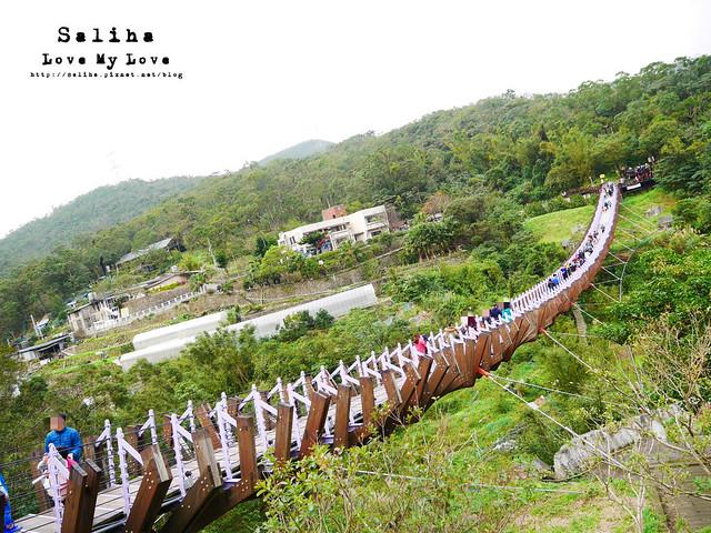 台北內湖一日遊踏青白石湖吊橋步道 (1)