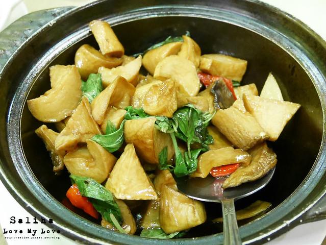 大坪林捷運站附近美食餐廳素食小蔬杭 (8)