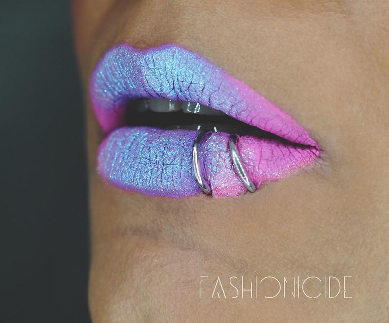Iridescent-Lips