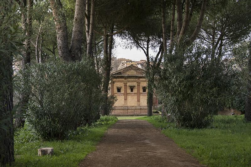 Annia Regilla Cenotaph - Rome