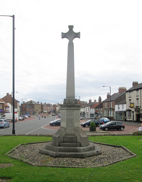 Northallerton, War Memorial