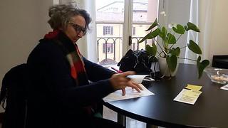 Marzia Vaccari firma la nuova Convenzione