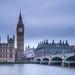 Big Ben & Westminster Bridge, London