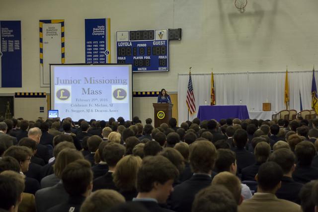 2016 Junior Missioning Mass