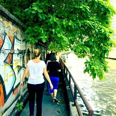 Photowalk along the #khlong for #eduroccc