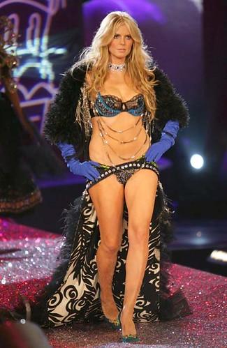 Model - Heidi Klum