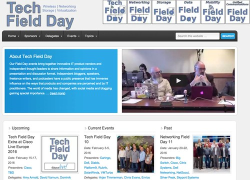 Tech Field Day - The Independent IT Influencer Event_3dn8f