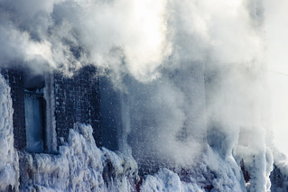 Maxwell's Winter Fire - Minneapolis, 2008