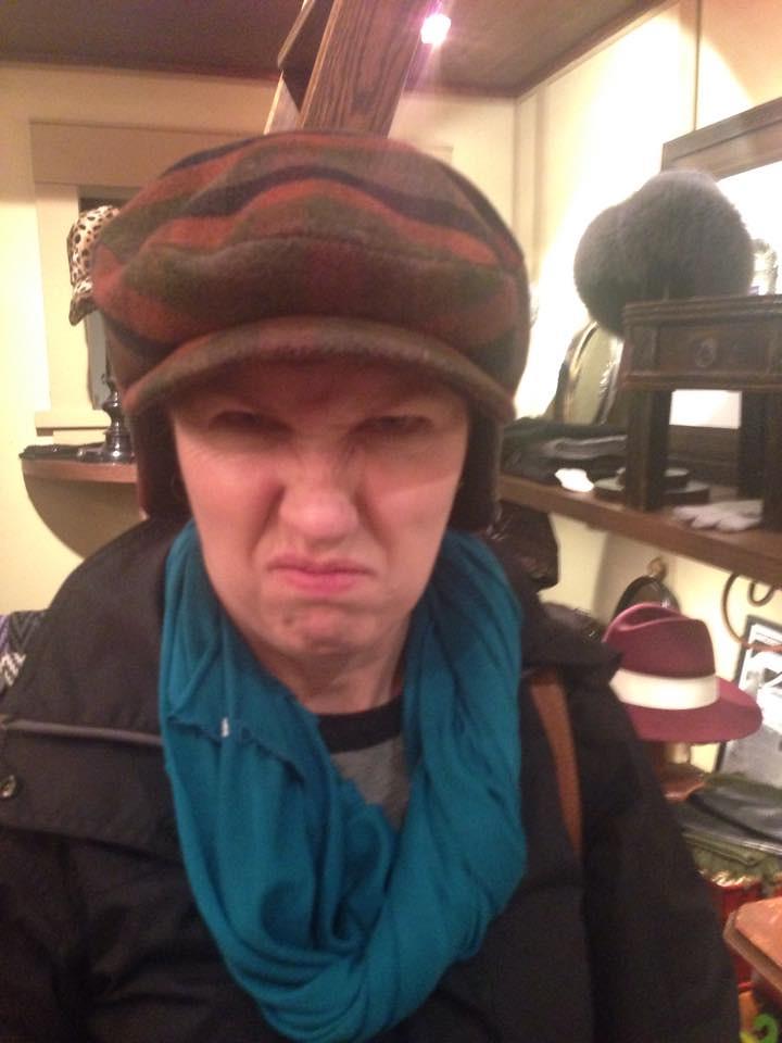 grumpy cranky