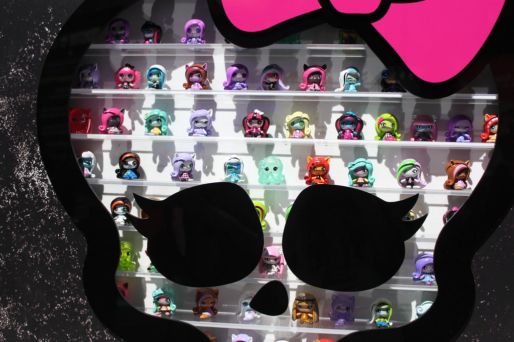 NYTF 2016: Mattel Showroom