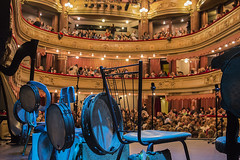 Teatro dende'l escenariu