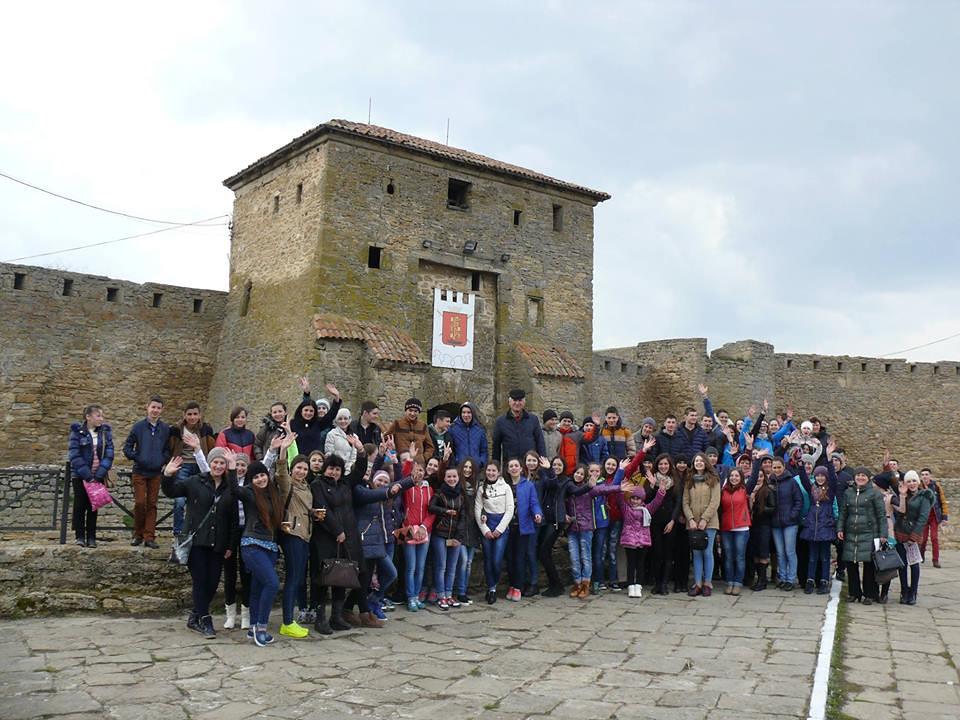 elevi și dascăli, etnici români din Sudul Basarabiei (2)