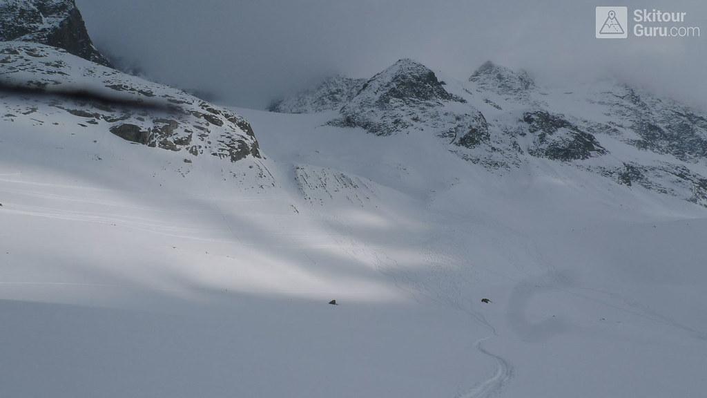 Ruderhofspitze NW (Franz Senn Hütte) Stubaiské Alpy Austria photo 10