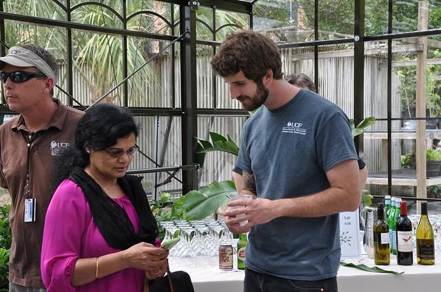UCF Greenhouse Grandopening