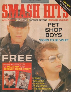 Smash Hits, August 12, 1987