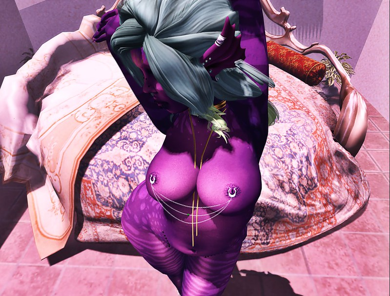 Promo: Exotic Concubine