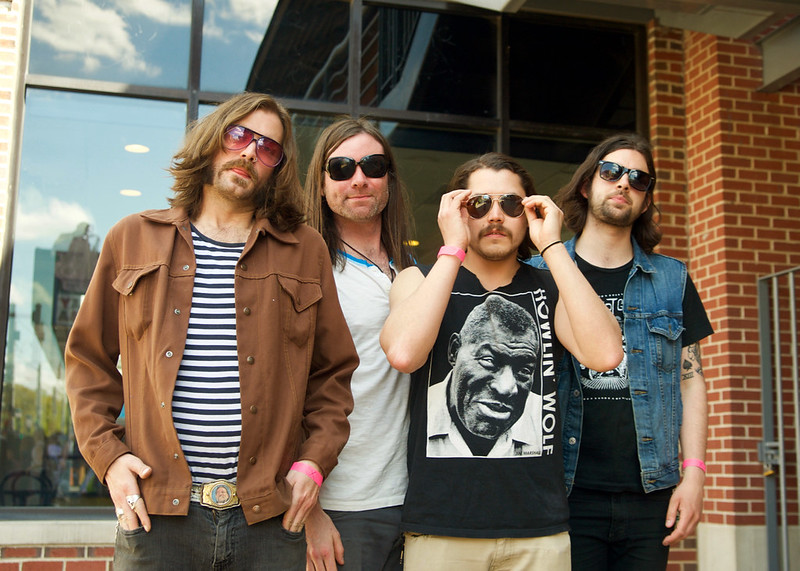 Brother Lee and the Leather Jackals