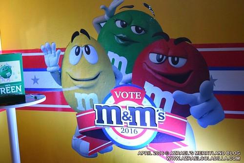 Vote M&Ms 2016